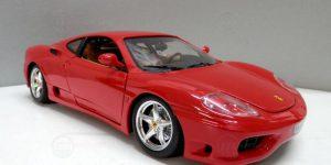 Ferrari 360 Modena 1:18