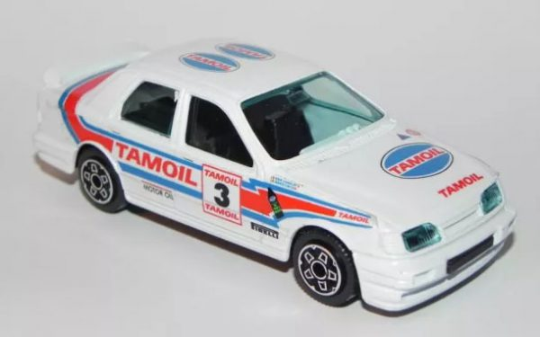 Ford Sierra Rally - Bburago 1:43