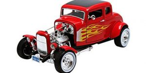 1932 Ford Hot Rod - Motor Max 1:18 (Limited Edition)