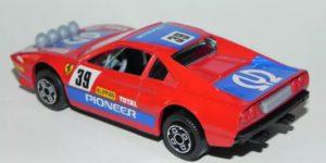 Ferrari 308 GTB Rally - Bburago 1:43