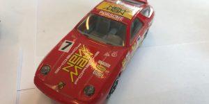 Porsche 928 S4 - Bburago 1:43