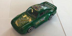 Porsche 959 (groen) - Bburago 1:43