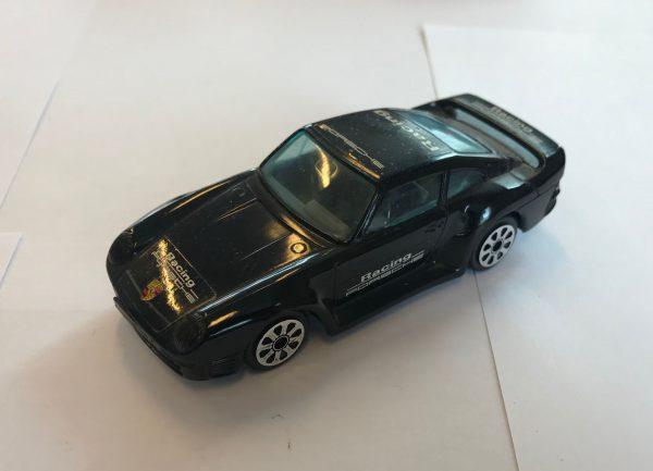Porsche 959 (zwart) - Bburago 1:43
