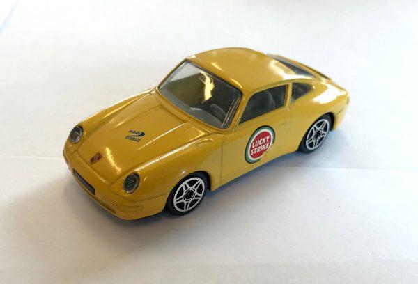 Porsche 911 Carrera - Bburago 1:43