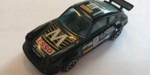 Porsche 911 - Bburago 1:43