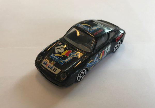 Porsche 911 Carrera (15) - Bburago 1:43