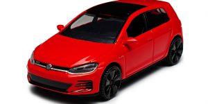 2017 Volkswagen Golf A7 GTI 1:43
