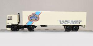 De Gulden Krakeling Truck 95XF - Lion Toys 1:50