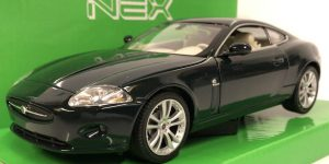 Jaquar XK Coupe - Welly 1:24