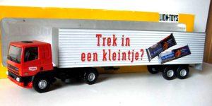 De Kleintjes Truck 95XF - Lion Toys 1:50