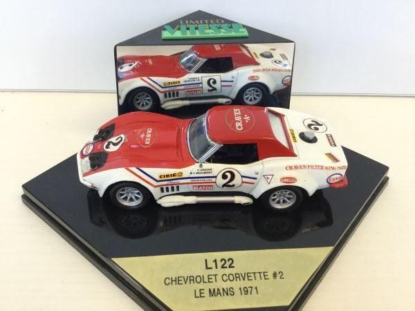 1971 Chevrolet Corvette 1:43