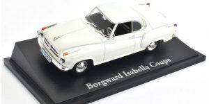 1959 Borgward Isabella Coupé (Wit) 1:43 Atlas