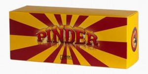 Bernard 28 Circus Pinder Truck 1:43