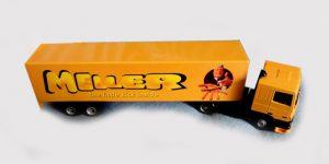 Meller DAF Truck 95XF - Lion Toys 1:50