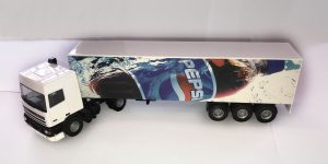 Pepsi DAF Truck 95XF - Lion Toys 1:50