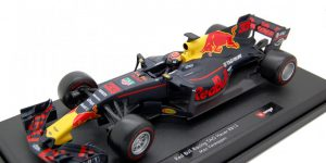 Red Bull Racing RB13 TAG Heuer M. Verstappen 1:18 Bburago