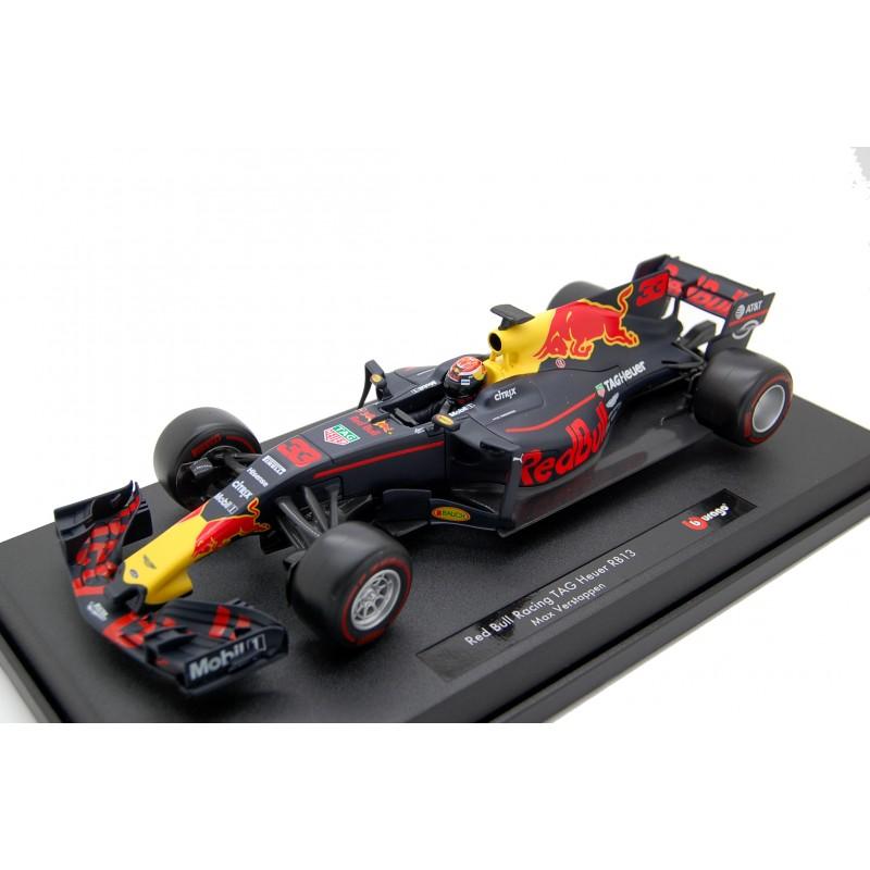 Red Bull Racing RB13 TAG Heuer M. Verstappen 1:18 Bburago