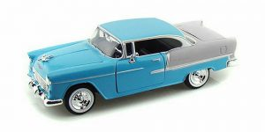 1955 Chevy Bel Air 1:24