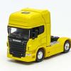 Scania Truck V8 r730 (Geel) - Welly 1/64