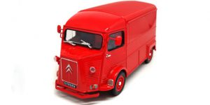 1962 Citroën Type H Red 1:24
