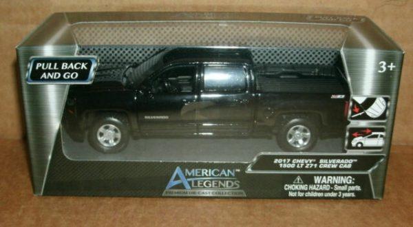 American Legends 2017 Chevy Silverado - Motor Max