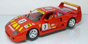 Ferrari F40 1987 - Bburago 1:18