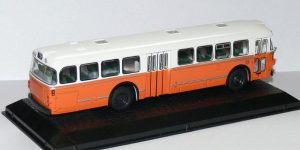 Scania Vabis D11 1964 - Atlas 1:72