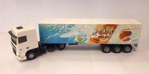 Sisi DAF 95XF Truck met trailer - Lion Toys 1:50