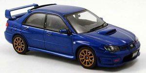 Subaru Impreza WRX STI 1:24