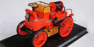 Pompe Automobile Electrique Frankrijk 1900 - del Prado 1:43