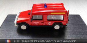 VSRTT UMM BDU 11 DIL Bemaex 1990 - del Prado 1:50