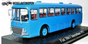 Fiat 306/3 Interubano 1972 - Atlas 1:72