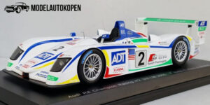 Audi R8 Champion Racing nr. 2 3rd LeMans 2005 - Spark 1:18