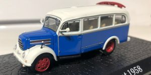 Robur Garant 1958 - Atlas 1:72