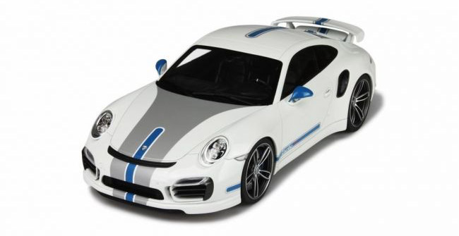 Porsche 911 Turbo S - GT Spirit 1:18 (Limited edition)
