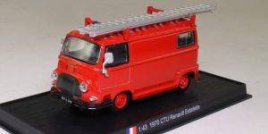 CTU Renault Estafette Frankrijk 1970 - del Prado 1:43