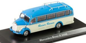 Mercedes-Benz 0 3500 1949 - Atlas 1:72