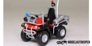 Firexpress Mini Fire Truck (Special Hong Kong version) - del Prado 1:32