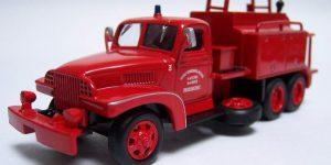 CCF GMC 1940 - del Prado 1:57