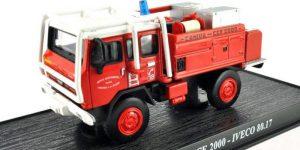 Iveco 80.17 1992 - CCF 2000 Frankrijk - del Prado 1:64