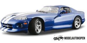 Dodge Viper GTS Coupe 1996 - Bburago 1:18