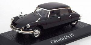 Citroën DS 19 1962 Charles de Gaulle - Atlas 1:43