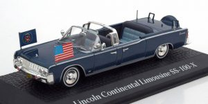 Lincoln Continental Limousine SS-100-X - Atlas 1:43