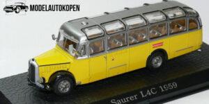 Saurer L4C 1959 - Atlas 1:72