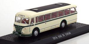 Autobus Ifa H6 B 1958 - Atlas 1:72