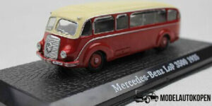 Mercedes-Benz LoP 3500 1935 - Atlas 1:72