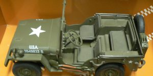 Willy's Jeep - UT Models 1:18