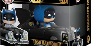 Batman Batmobile 1950 - Collector's Item
