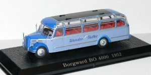 Borgward BO 4000 1952 - Atlas 1:72
