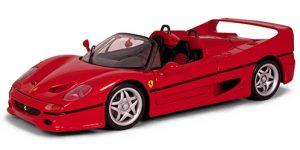 Ferrari F50 1995 Special Edition - Maisto 1:18